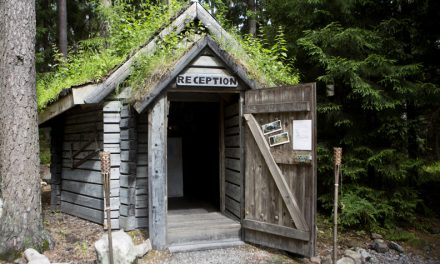 STF Kolarbyn Eco-Lodge – Sweden's most primitive hostel