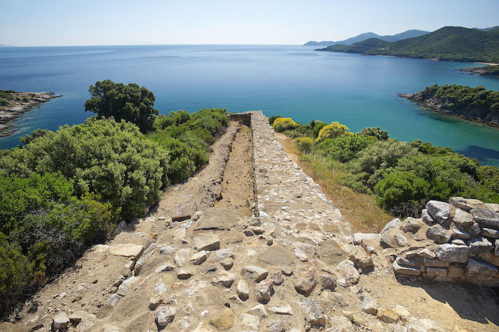 Walk in the footsteps of Aristotle