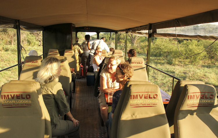 The Elephant Express, Hwange