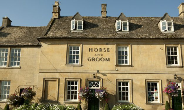 Horse & Groom takes Pub of the Year title