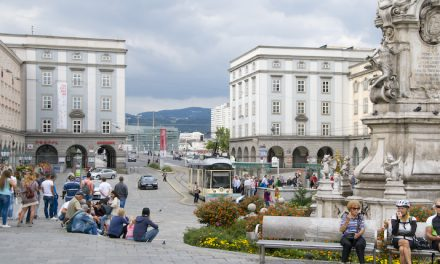 Linz sets the standards in European culture