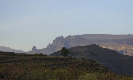 Be among the first to visit remote villages in Ethiopia's Simien Mountains