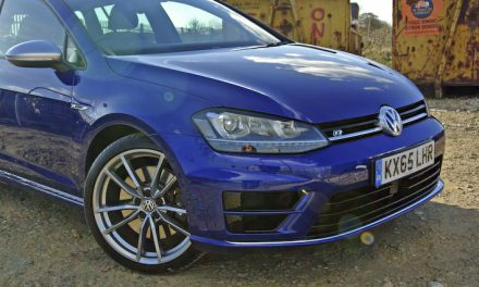 Golf R Estate… brilliant but pricey!