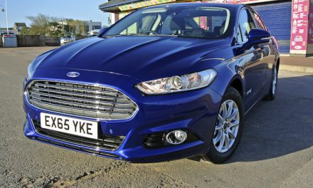 Hybrid Mondeo could be a portal, or just a cop-out