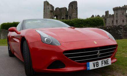 Road trip: Ferrari California T… Did your mother never tell you it's rude to stare