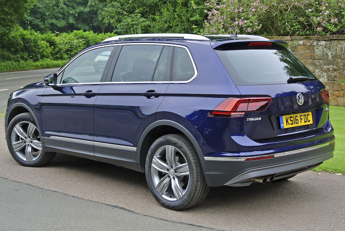 Is Vw Offering Decent Value With Its Tiguan Proposition