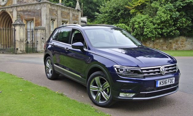 Is VW offering decent value with its Tiguan proposition?