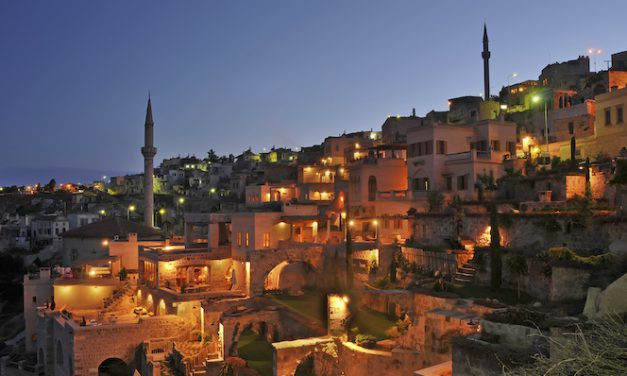 Cappadocia, a magical landscape from any perspective