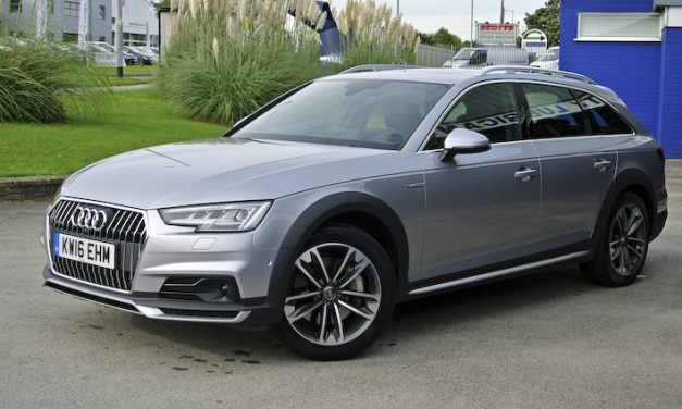 Upmarket voyagers can revel in classy Audi allroad