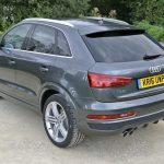 Audi Q3 assumes a classier role in the hottest SUV market segment