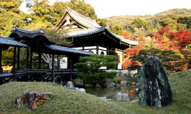 Find inner peace at the stunning temples of Kyoto