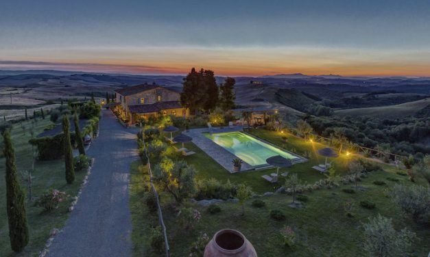 New Tuscan villas from The Luxury Travel Book