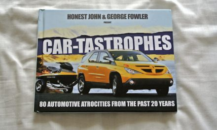 Book yourself a motoring read for Christmas