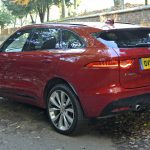 Jaguar's F-Pace flies in the face of tradition