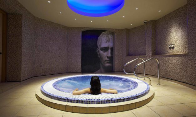 Spa and stay in York, what a Grand idea