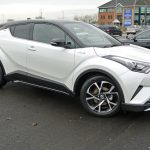 Toyota turns heads with its all-new C-HR