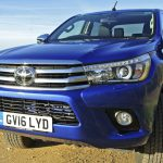 A taxing problem for the Hilux owner