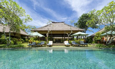 Secret is out on Bali's Villa Surya Damai