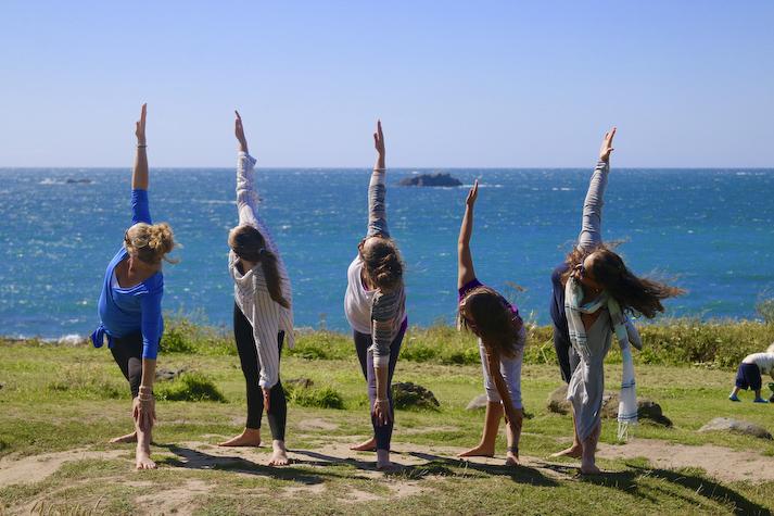 weekend yoga retreat oxford