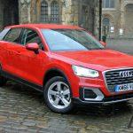 Cue Audi's Q2, the latest non-Quattro SUV