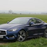 Cruising on La Croisette assumes fresh relevance in latest Infiniti Q60