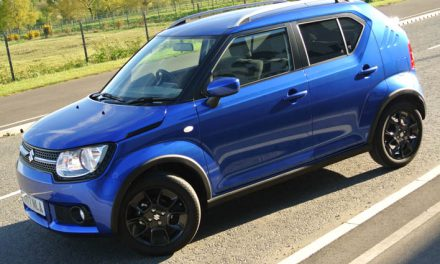 Suzuki Ignis… zesty, great looking and immense fun