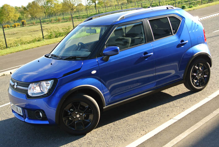 suzuki ignis zesty great looking and immense fun essential journeys. Black Bedroom Furniture Sets. Home Design Ideas