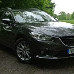 Load-lugging the traditional way, with Mazda's 6 Tourer