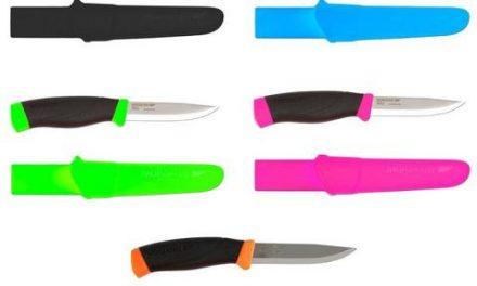 Hone bushcraft skills with a Mora Companion knife
