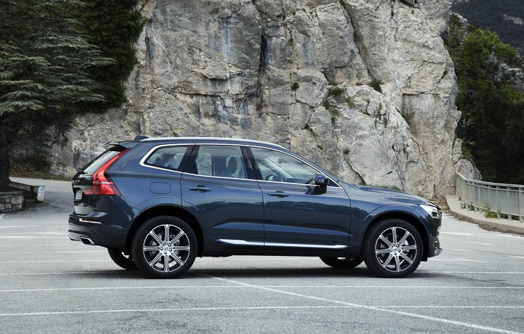Volvo's latest and greatest XC60 is best in class