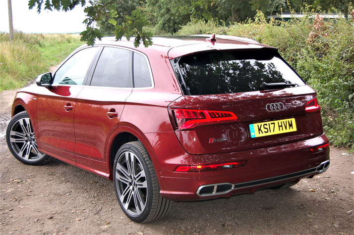 High price will not erase the incomplete nature of Audi's SQ5