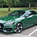 Audi RS5 will make some Sonora Green with envy