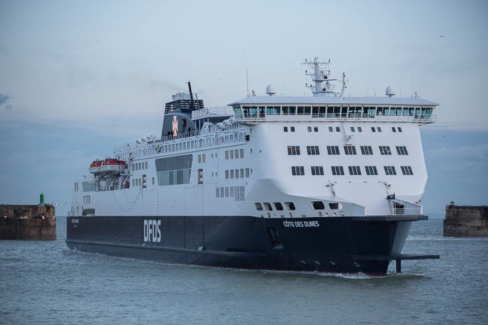 Enjoy an Autumn short break with DFDS