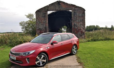 Kia's top estate gains a higher specification